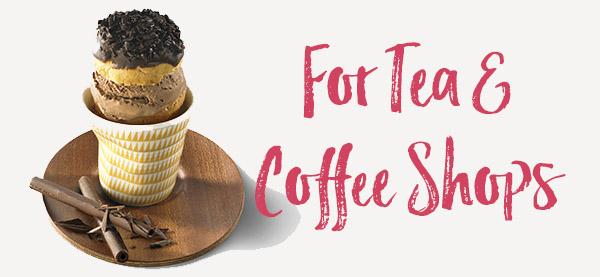 TEA & COFFEE SHOPS
